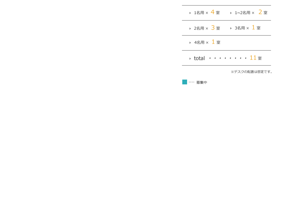6Fフロア案内図